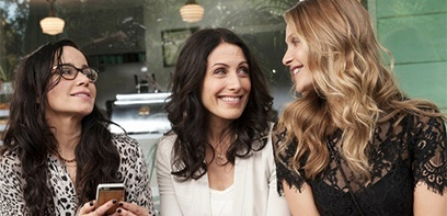 Revue de presse : Girlfriends' Guide to Divorce